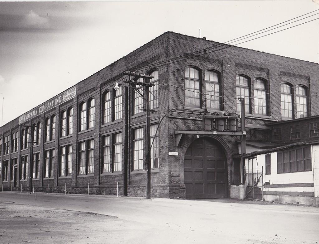 North elevation c1953