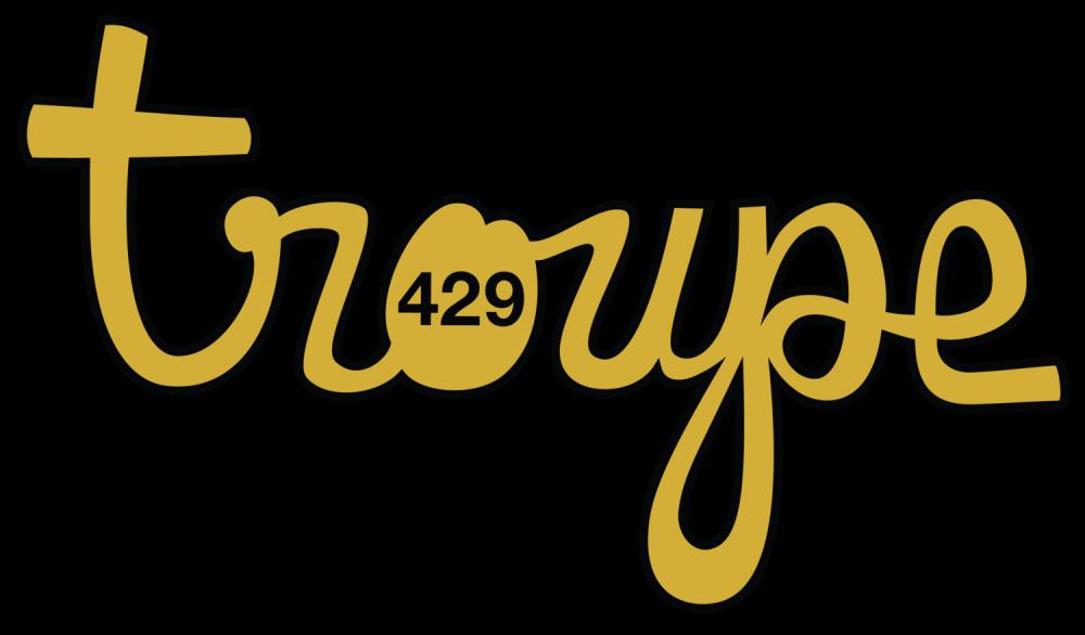 Troupe429_Logo-gold